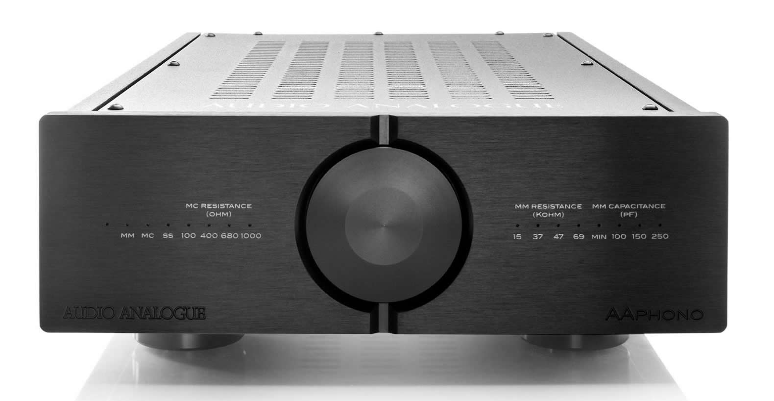 Audio Analogue AA Phono achterzijde