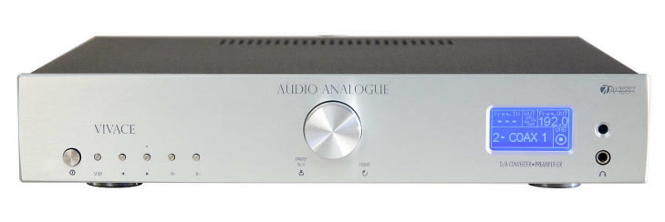 Audio Analogue Verdi Cento 100 black