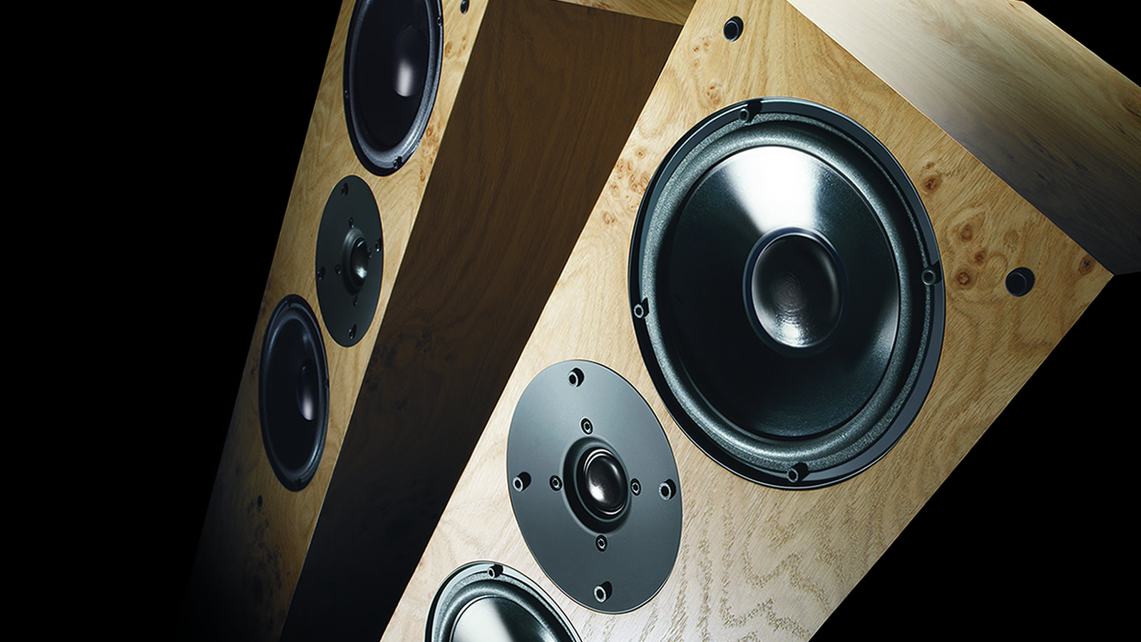 Assortiment Nottingham Audio