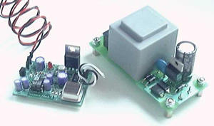 Trichord Research Power Supply unit